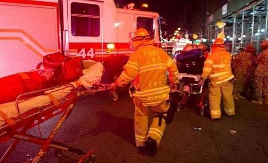عشرات القتلى جراء حريق بمستشفى في كوريا الجنوبية