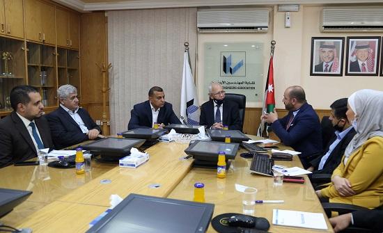 """""""المهندسين"""" وأكاديمية البيضاوي الدولية توقعان اتفاقية تعاون"""