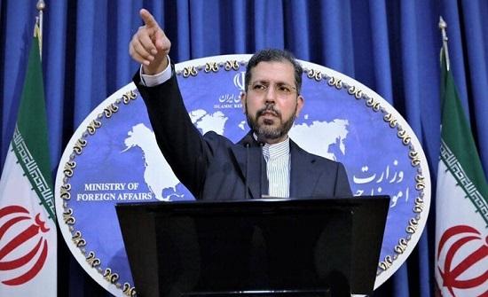 إيران: العقوبات الأمريكية على روسيا خطوة غير صحيحة تم اتخاذها بذرائع كاذبة