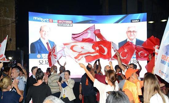 """""""أرسين تتار"""" رئيسا لجمهورية شمال قبرص التركية"""
