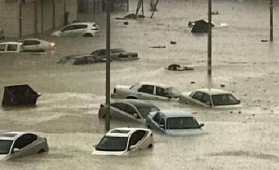 قتلى ومفقودون في فيضانات كوريا الجنوبية