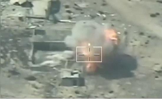 مصر.. مقتل 126 إرهابياً بمداهمات في سيناء