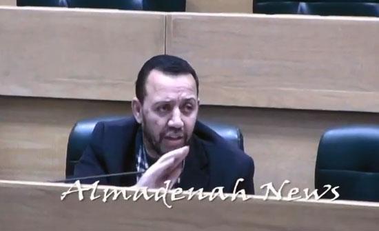 """فيديو .. الدميسي : """"الاردني بطل يقدر يشتري علبة لبن """""""