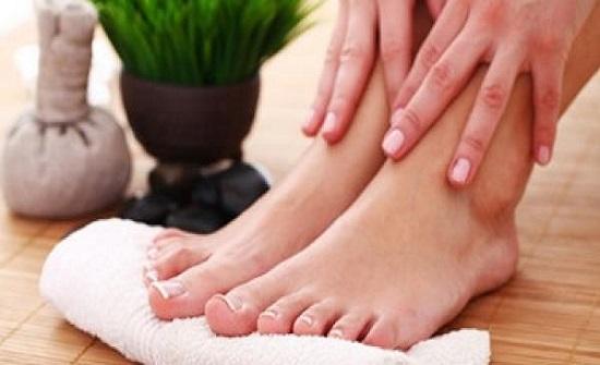 الأقدام الباردة علامة على ثمانية أمراض خطيرة