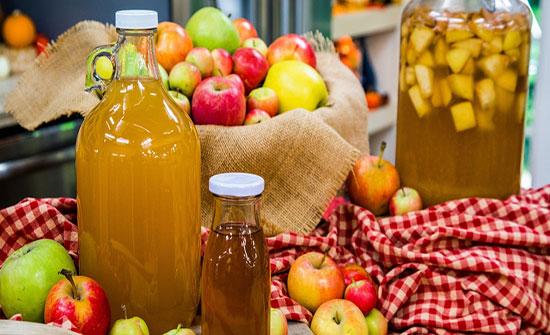 فوائد عليكِ معرفتها عن خل التفاح... منها حرق الدهون والتخلص من السموم