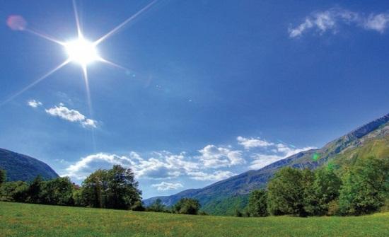 حالة الطقس ودرجات الحرارة المتوقعة في كافة المحافظات الاثنين