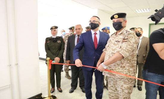 افتتاح مكاتب المكرمة الملكية السامية في جامعة الحسين التقنية