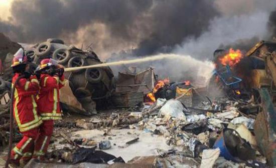 ضحايا انفجار بيروت.. 135 قتيلا و5 آلاف جريح وعشرات المفقودين