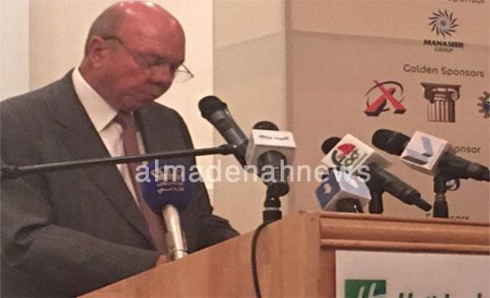 رئيس مجلس الاعيان يلتقي فاعليات رسمية وشعبية في جرش وعجلون
