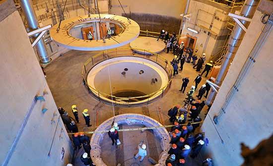الطاقة الذرية الإيرانية : لقاء فيينا حول نووي إيران كسر الجمود