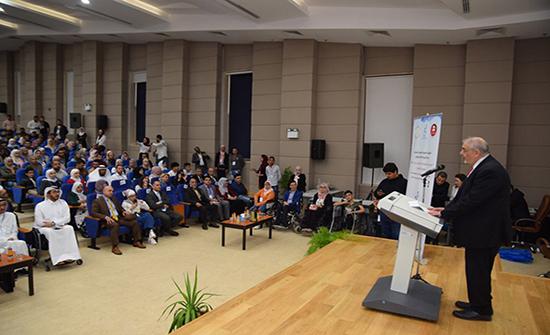 انطلاق فعاليات المؤتمر الدولي العلمي المحكم بالتربية الخاصة بالجامعة الهاشمية