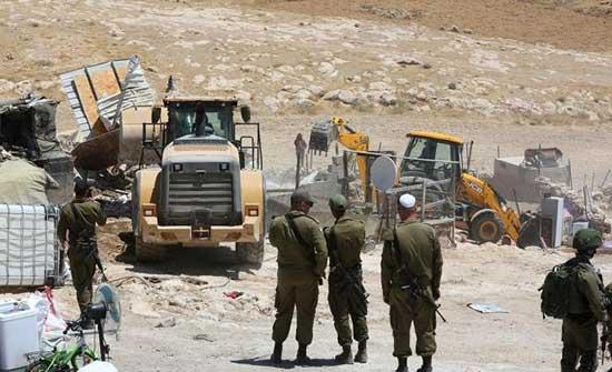 بريطانيا تدين هدم ومصادرة ممتلكات الفلسطينيين