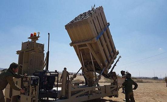 """فشل """"مقلاع داود""""  في اعتراض  الصواريخ السورية"""