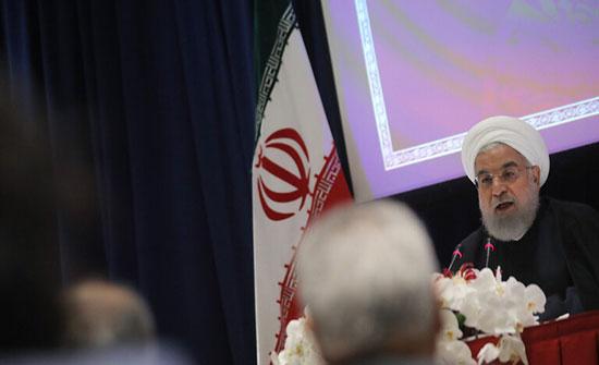 روحاني: المبادرة الفرنسية للتهدئة مع واشنطن مقبولة