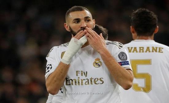 بنزيما يسقط ميسي من عرشه في الدوري الإسباني