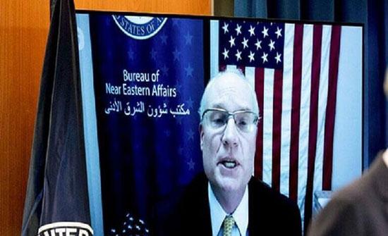 المبعوث الأمريكي لليمن ينطلق في جولة إلى الشرق الأوسط