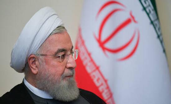 """الرئيس الإيراني: الإدارة الأمريكية الجديدة قد تنقلنا من """"جو التهديد"""" إلى جو """"خلق الفرص"""""""
