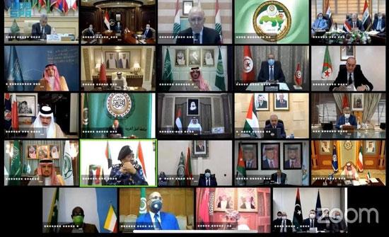 اجتماع افتراضي لوزراء الداخلية العرب لبحث المستجدات الأمنية
