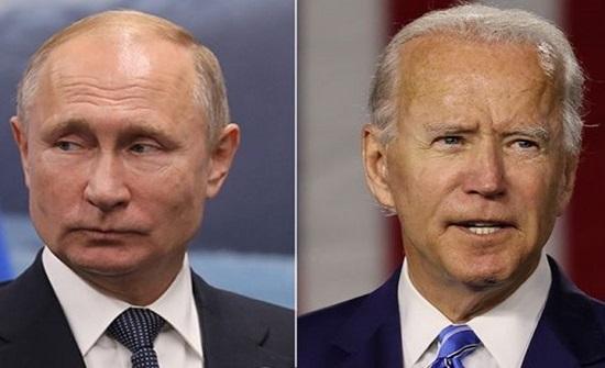 بوتين يستبعد انفراج العلاقات مع واشنطن بلقائه مع بايدن