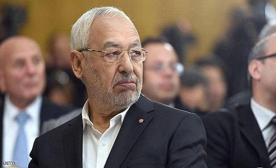 حركة النهضة ترشيح الغنوشي لرئاسة البرلمان التونسي