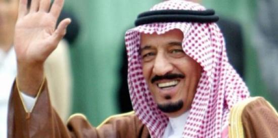 صورة ... تغريدة الملك السعودي ضمن الـ10 الأشهر خلال 2015