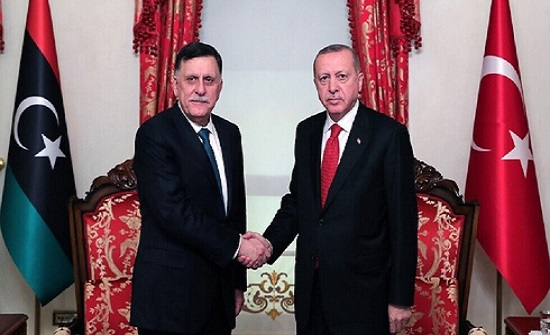 مذكرة التفاهم البحرية بين تركيا وليبيا تدخل حيز التنفيذ