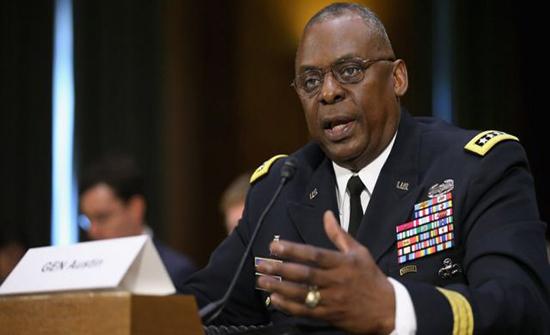 اللجنة المختصة بمجلس الشيوخ الأمريكي توافق على تسمية أوستين وزيرا للدفاع