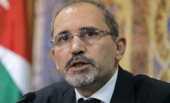 وزير الخارجية يلتقي سفراء الاتحاد الاوروبي في عمان