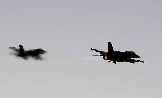طائرات حربية إسرائيلية تحلّق في أجواء لبنانية