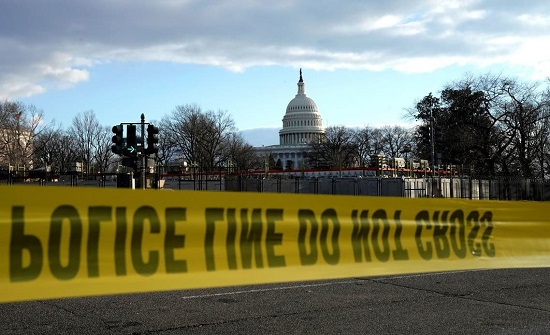 """واشنطن محصنة.. و""""الدفاع الأميركية"""": لا مؤشرات على تهديد داخلي قبل تنصيب بايدن"""