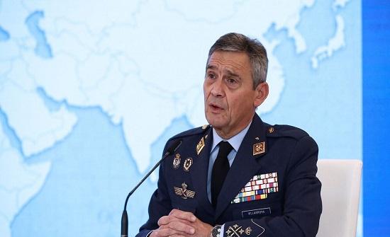 استقالة رئيس أركان الجيش الاسباني بسبب كورونا