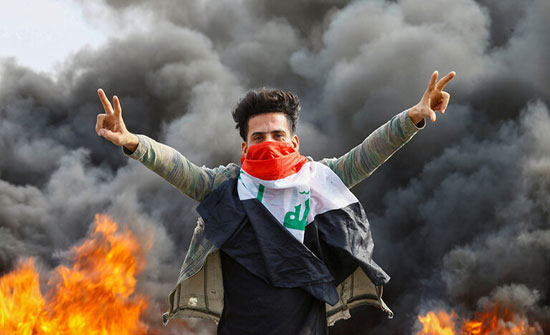 السلطات العراقية تعلن إطلاق سراح 2400 شخص احتجزوا في إطار قضايا المظاهرات