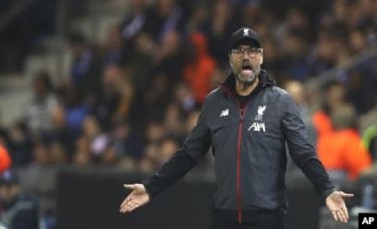 كلوب: لن أحتفل بأهداف ليفربول