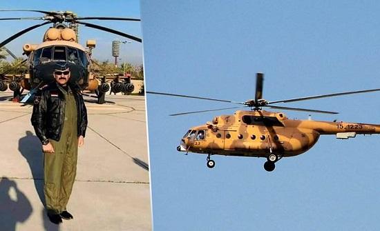 بغداد.. مقتل 5 جنود بتحطم مروحية