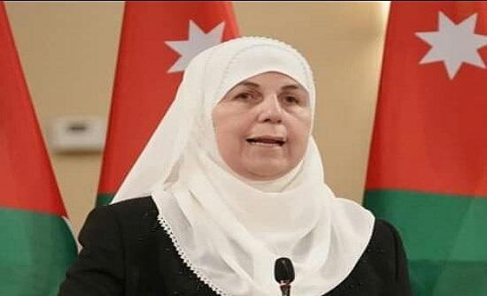 بالفيديو ...  وزيرة التنمية : لحد الآن ما في قرار بصرف دعم الخبز