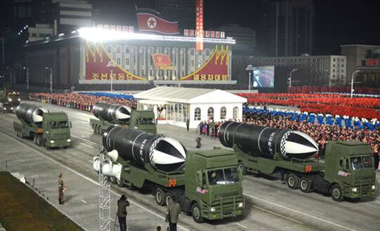 تقرير أممي: كوريا الشمالية طورت برنامجيها النووي والصاروخي في 2020