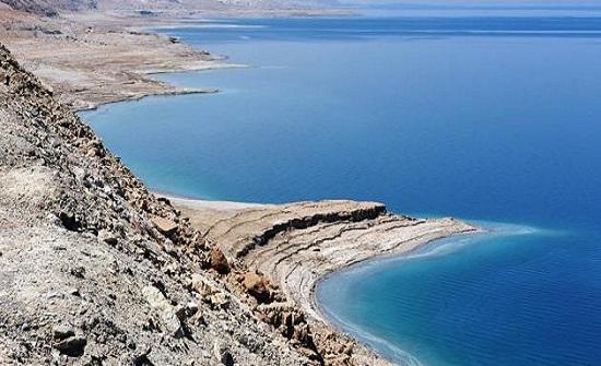 إعلان منطقة البحر الميت وجهة سياحية آمنة