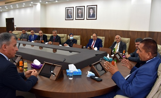 توقيع مذكرة تفاهم بين جامعة جدارا وجمعية عون الثقافية الوطنية