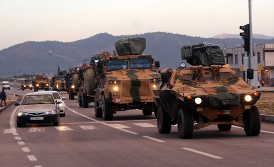 إسبر: تركيا قررت شن عملية بسوريا وإن تواجدت قوات أمريكية