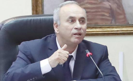 مدير عام الضريبة يناقش خطة عمل الدائرة للعام 2021
