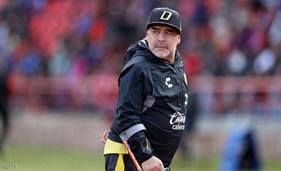 بعد جراحته.. مارادونا على أعتاب العودة إلى الدوري الأرجنتيني
