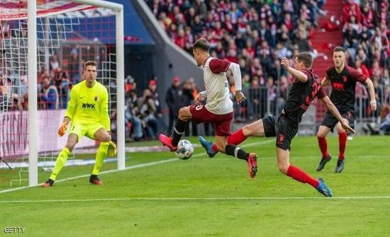 الدوري الألماني يحصل على الضوء الأخضر لاستئناف مبارياته