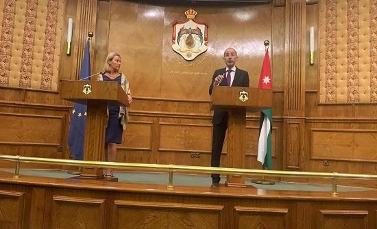 500 مليون يورو قرض للأردن من الاتحاد الأوروبي