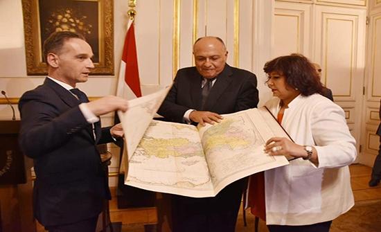 """مصر تستعيد أطلس """"سديد الأثري"""" من ألمانيا"""