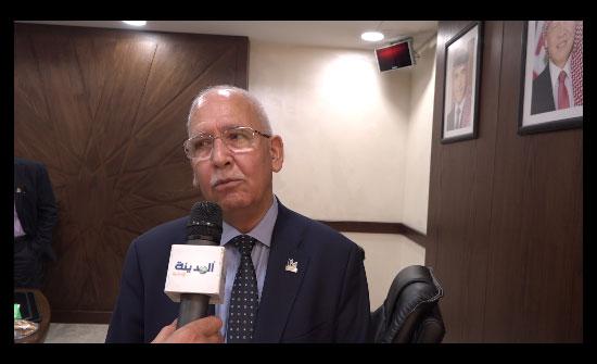 فيديو ..  نقيب المهندسين احمد الزعبي  للمدينة : نسعى لإعادة الاعتبار لدور البلدية التقليدي