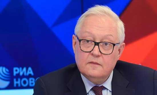 ريابكوف: واشنطن ستواصل البحث عن ذرائع لفرض عقوبات على روسيا