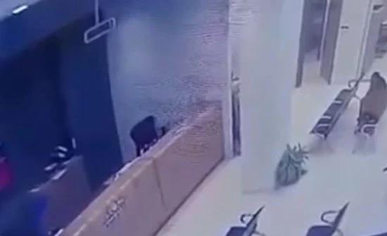 بالفيديو: سطو هوليوودي على بنك حكومي في الجزائر
