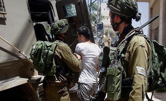 إسرائيل تعتقل 5 فلسطينيين في المسجد الأقصى