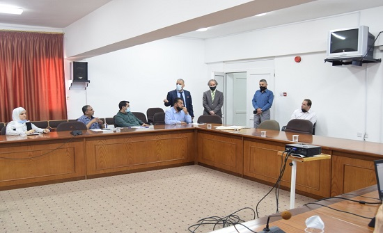 جامعة إربد الأهلية تعقد ورشة عمل حول معايير ضمان الجودة