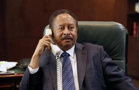 حمدوك: يجب ترسيم الحدود مع إثيوبيا.. والحوار طريقنا للحل